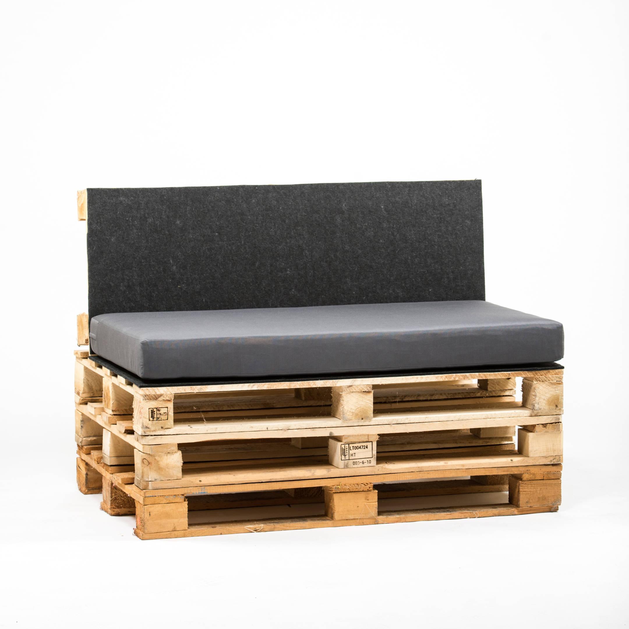 palette sitzkissen 120x60x10 cm. Black Bedroom Furniture Sets. Home Design Ideas
